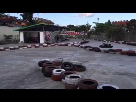 Gokart Ternate Island Youtube Kota