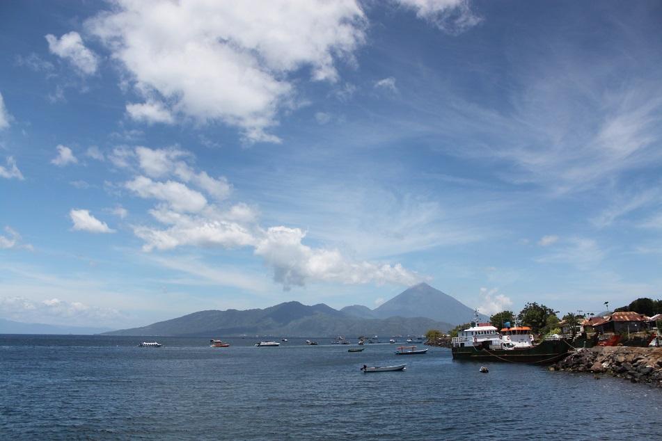 Islands Changed World Ternate Tidore Amazing Island Kota