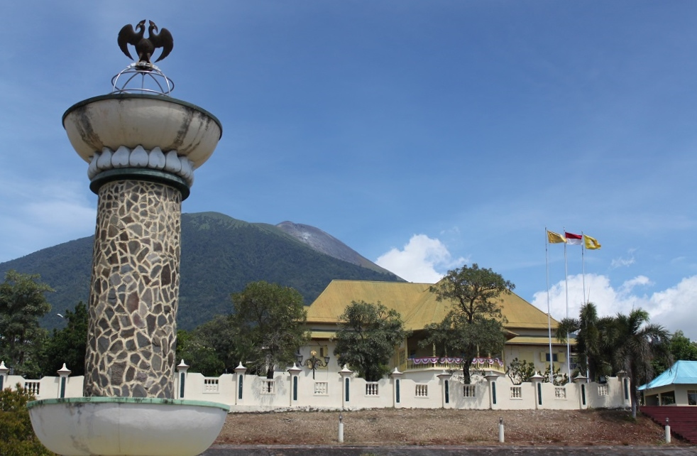 Islands Changed World Ternate Tidore Amazing Royal Palace Island Kota