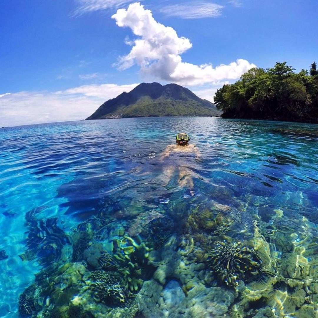 Lokasi Location Jikomalamo Ternate Maluku Utara Indonesia Island Kota