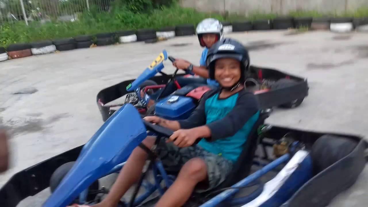 Ternate Island 046 Kart Youtube Kota