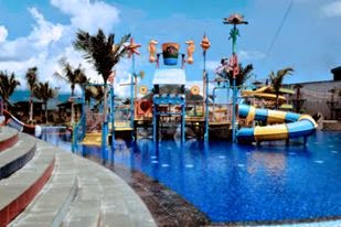 Ternate Island Waterboom Kota