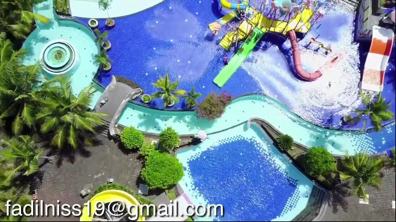 Waterboom Ternate Youtube Island Kota