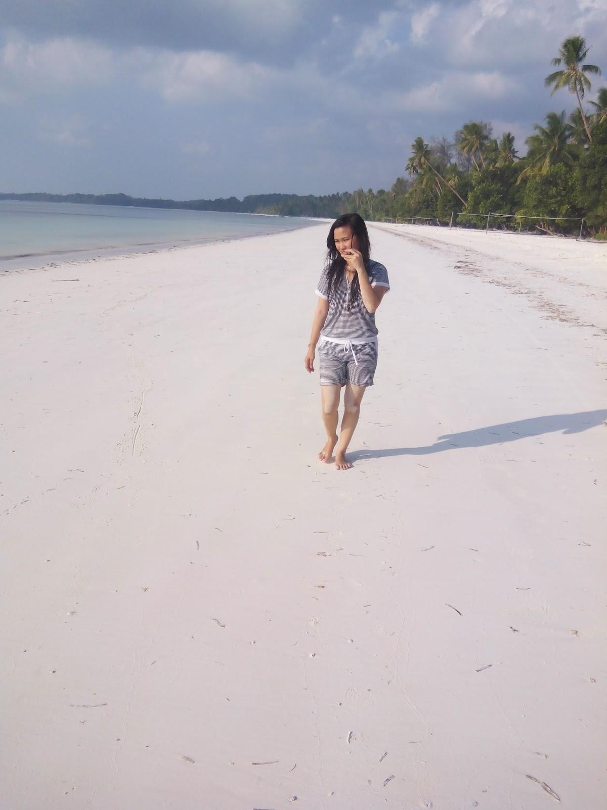 Keanekaragaman Kepulauan Kei Island Pantai Pasir Panjang Ngaverngodan Malukutenggara Sejarahsingkatmalukutenggara
