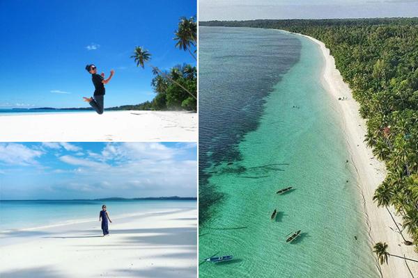 Kei Island Trip Guide Blog Ivacanza Pantai Pasir Panjang Ngurbloat
