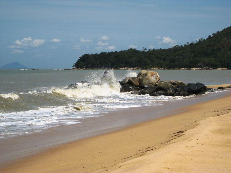 Kota Singkawang Pasir Panjang Beach Pinterest Pantai Tual