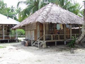 Ngurbloat Pantai Pasir Panjang Tual Maluku Tenggara Eddy Bermalam Tidak