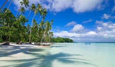 Ngurbloat Pantai Pasir Panjang Tual Maluku Tenggara Eddy Pasaribu Superblog