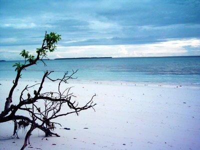 Ngurbloat Pantai Pasir Panjang Tual Maluku Tenggara Eddy Sayangnya Aset