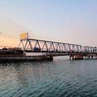 Obyek Wisata Sekitar Tual Utiket Pantai Pasir Panjang Kota