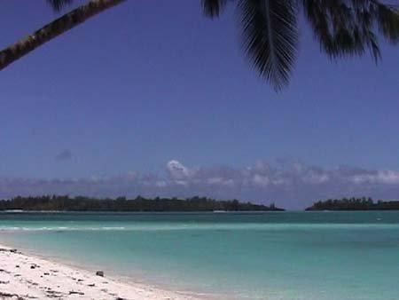 Pantai Ngurbloat Maluku Pasir Putih Terhalus Dunia Panjang Kota Tual