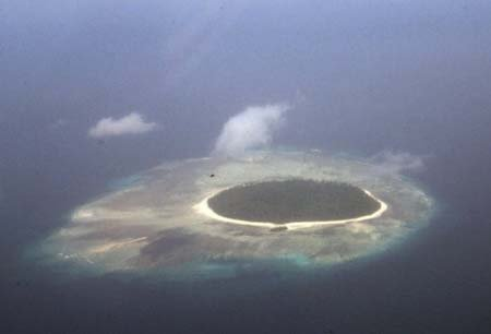Pantai Ngurbloat Pasir Panjang Tual Maluku Tenggara Iklan Kota
