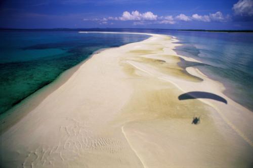 Pantai Ngurtafur Surga Ranah Timur Indonesia Ulinulin Maluku Pasir Panjang