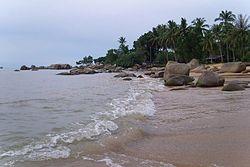 Pantai Pasir Panjang Wikipedia Bahasa Indonesia Ensiklopedia Bebas Kota Tual