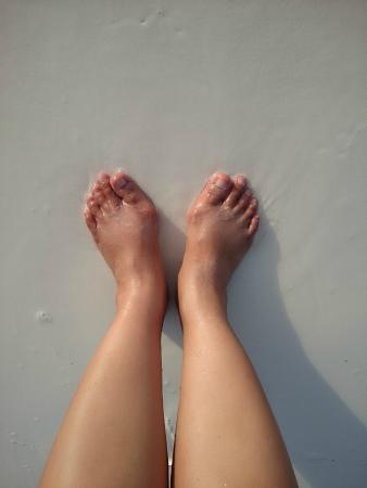 Pasir Putih Halus Foto Pantai Panjang Maluku Tripadvisor Kota Tual