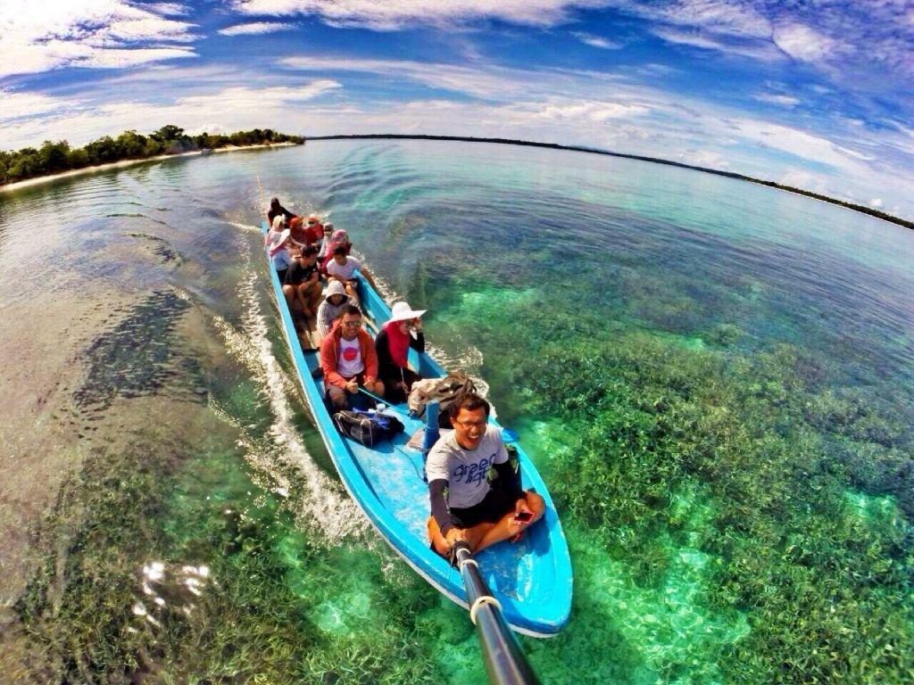 Pulau Bair Raja Ampat Maluku Kaskus Pantai Pasir Panjang Kota