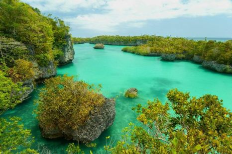 Pulau Tersembunyi Kota Tual Surga Wisata Adrenan Cocok Senang Bermain