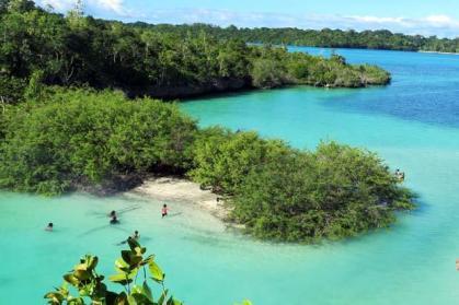 Pulau Tersembunyi Kota Tual Surga Wisata Bair Memiliki Keunikan Daya