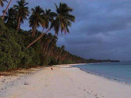 Richardo Fahala Pantai Pasir Putih Halus Se Dunia Ngurbloat Lebih