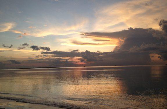 Sejauh Mata Memandang Lautan Ambon Kota Tual Maluku Nah Atas