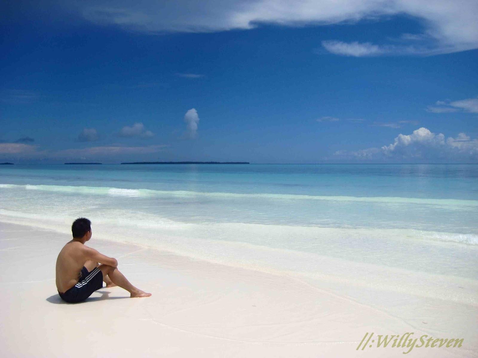 Travellermeds Beauty Beach Maluku Tenggara Pristine Pantai Pasir Panjang Tual
