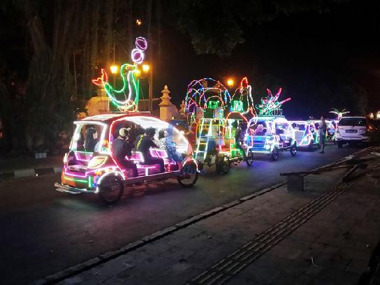 4 Tempat Wisata Malam Jogja Terfavorit Seputar Jogjakarta Alun Kidul