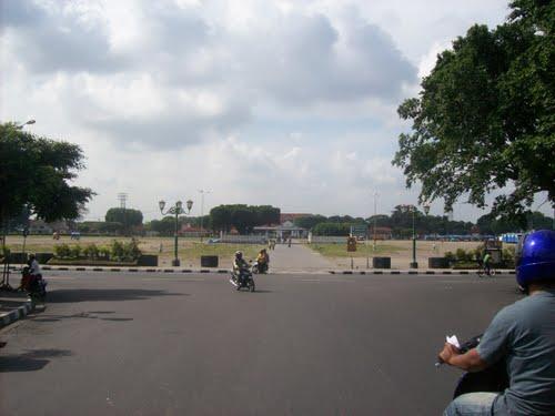 Alun Utara Jogja Kidul Yogyakarta Kota