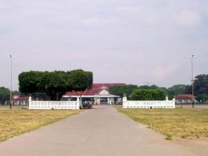 Alun Utara Yogya Land Mark Kota Yogyakarta Wisata Jogja Kidul