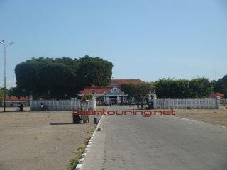 Alun Utara Yogyakarta Teamtouring Lokasi Berada Sebelah Selatan Kawasan Titik