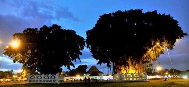Bali Indonesia Holiday Travels Alun Kidul Myth Alkid Backyard Keraton
