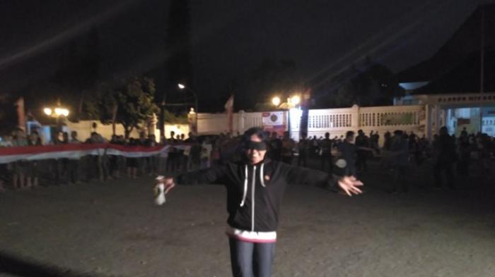 Lomba Masangin Alun Kidul Disambut Antusias Warga Wisatawan Yogyakarta Kota