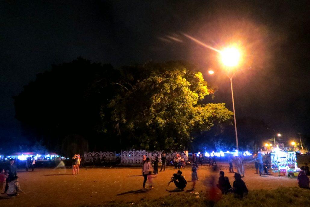 Menentramkan Hati Alun Kidul Yogyakarta Kota