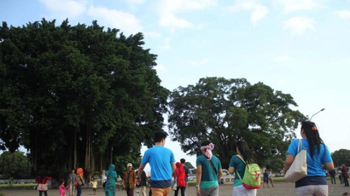 Menikmati Sensasi Keseruan Masangin Alun Selatan Yogyakarta Kidul Kota