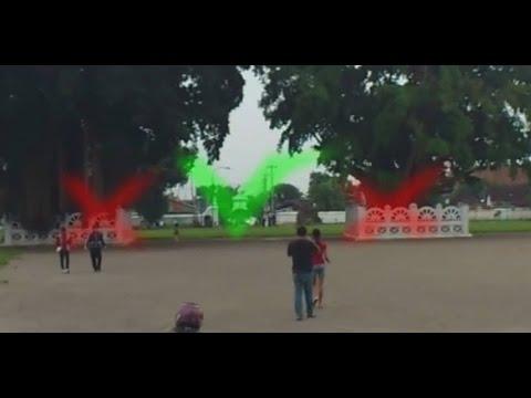 Misteri Beringin Kembar Alun Selatan Alkid Yogyakarta Youtube Kidul Kota