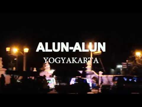 Penampakan Malam Hari Alun Kidul Yogyakarta 2017 Youtube Kota