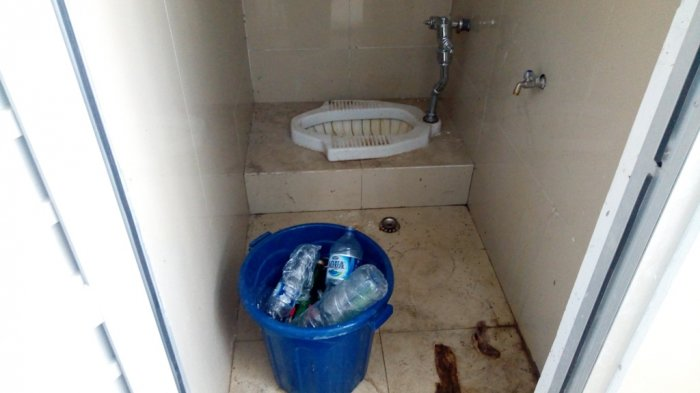 Toilet Umum Alun Kidul Tak Terawat Tanggapan Wali Kota Yogyakarta
