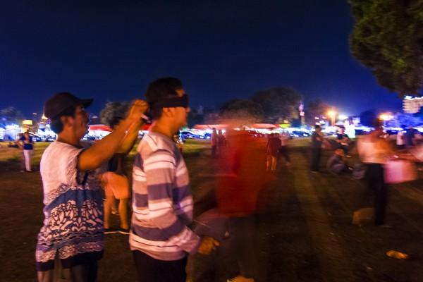 Wisata Malam Alun Kidul Jogjakarta Bikin Penasaran Tradisi Masangin Yogyakarta
