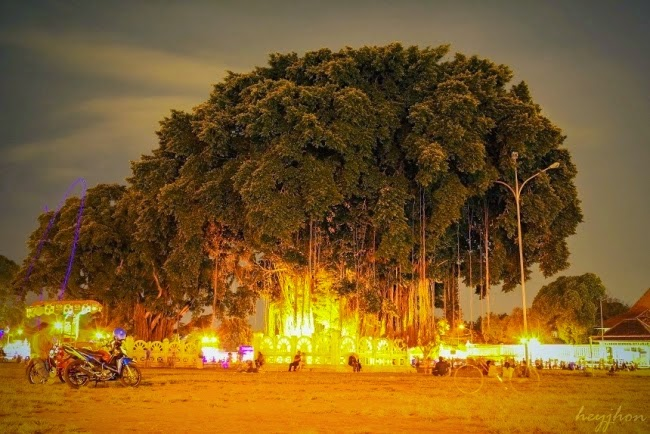 Wisata Seru Indonesia Yogyakarta Alun Kidul Hal Bisa Disaksikan Keraton