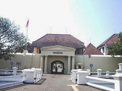 10 Foto Koleksi Isi Museum Benteng Vredeburg Yogyakarta Sejarah Kota