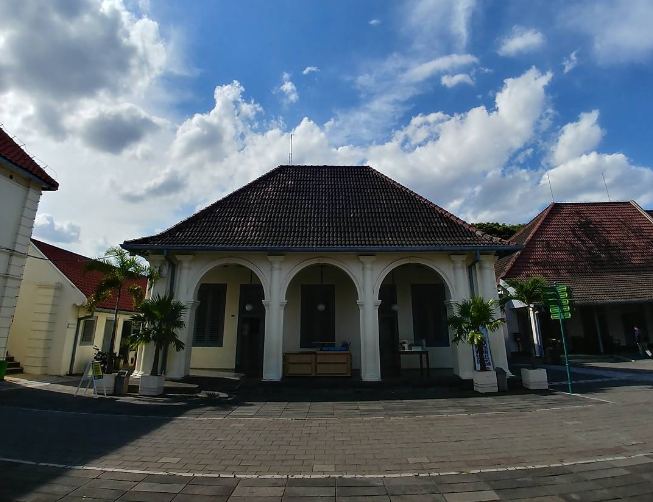33 Tempat Wisata Yogyakarta Terbaru Hits Dikunjungi Obyek Museum Benteng