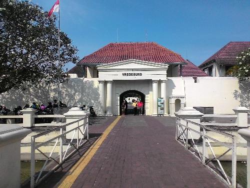 4 Tempat Wisata Jogja Wajib Dikunjungi Seputar Jogjakarta Benteng Vredeburg