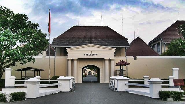 Belajar Sejarah Perjuangan Bangsa Museum Benteng Vredeburg Nusakini Indonesia Tidak
