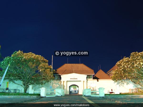 Benteng Vredeburg 10 Tempat Wisata Trans Jogja Kota Yogyakarta