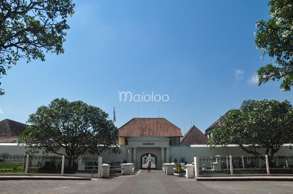 Benteng Vredeburg Belajar Sejarah Tentang Indonesia Kota Yogyakarta