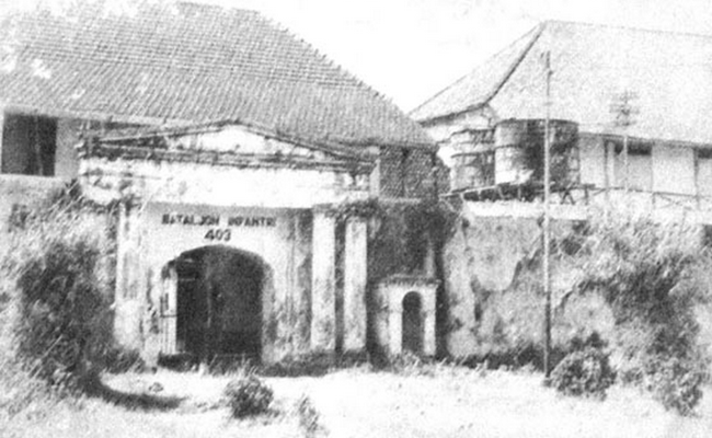Benteng Vredeburg Destinasi Tempat Wisata Yogyakarta 1970 Kota