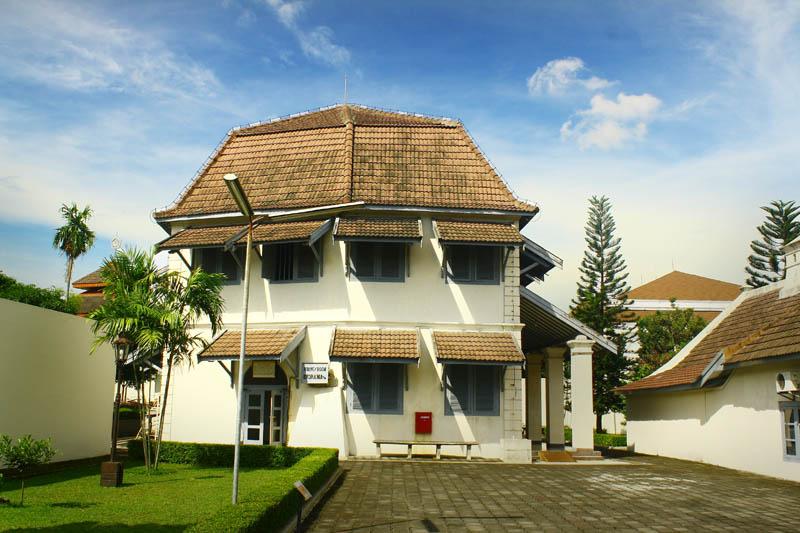 Benteng Vredeburg Gotravelly Kota Yogyakarta