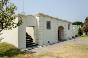Benteng Vredeburg Kokoh Tengah Gemerlap Malioboro Kota Yogyakarta