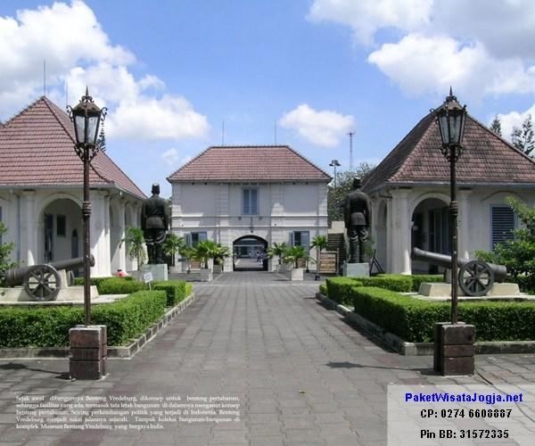 Benteng Vredeburg Yogyakarta Kota