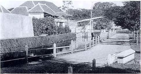 Benteng Vredeburg Yogyakarta Taoefiq26 Blog Dalih Menjaga Keamanan Sultan Gubernur