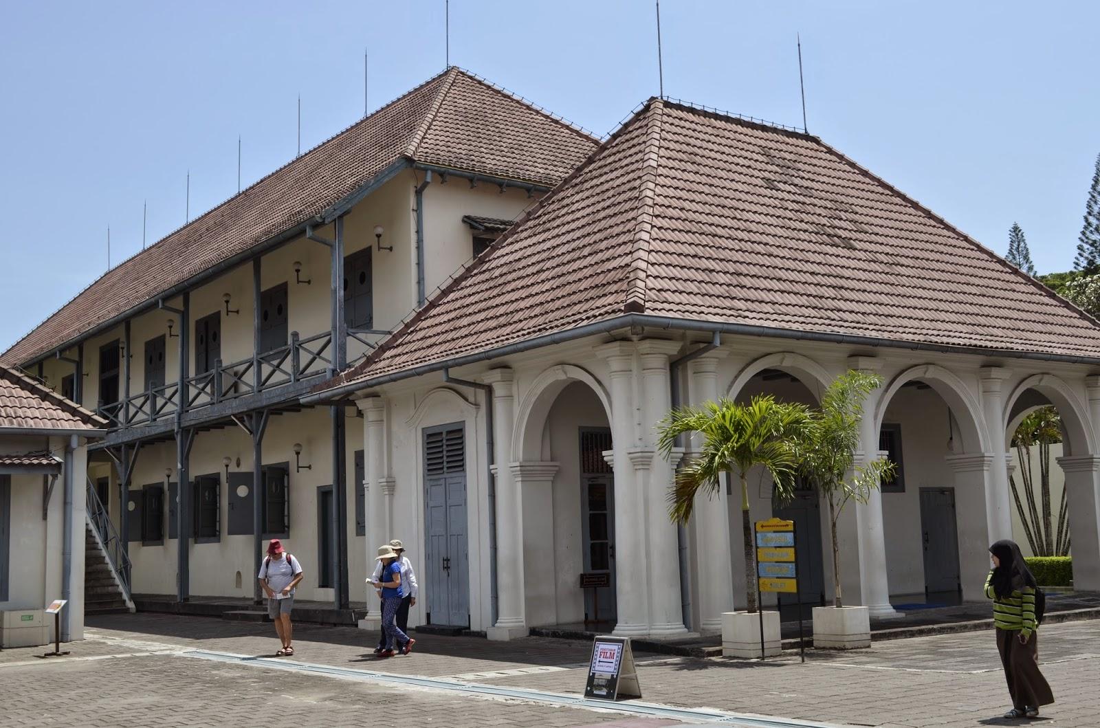 Berkeliling Museum Benteng Vredeburg Yogyakarta Bluepacker Indonesia Kota